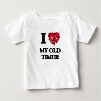 I Love My Old Timer Shirt