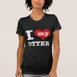 I love my otter shirts