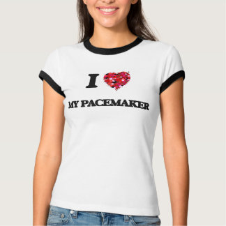 I Love My Pacemaker Tee Shirt