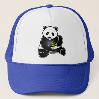 I love my Panda Trucker Hat