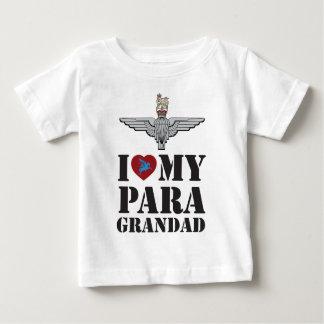 I LOVE MY PARA GRANDAD BABY T-Shirt
