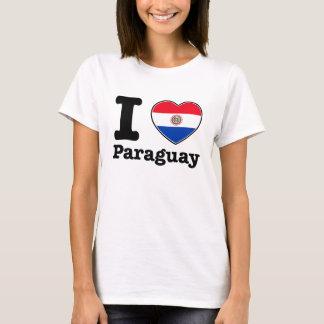 I love my Paraguayan T-Shirt