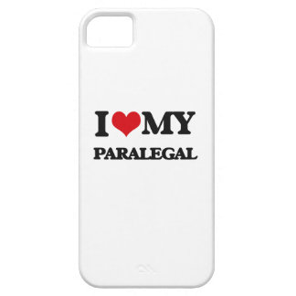 I love my Paralegal iPhone 5 Case