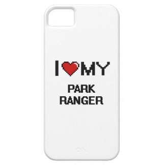I love my Park Ranger Barely There iPhone 5 Case