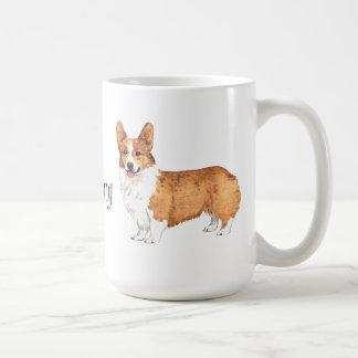 I Love my Pembroke Welsh Corgi Coffee Mug