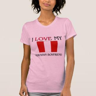 I Love My Peruvian Boyfriend T-Shirt