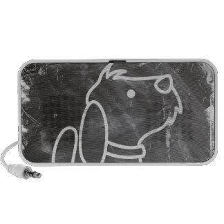 I Love My Pet Dog Animals PC Speakers