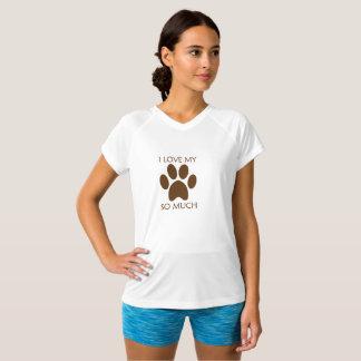 I love my Pet T-Shirt