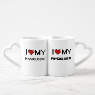 I love my Physiologist Lovers Mugs