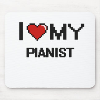 I love my Pianist Mouse Pad