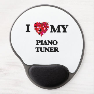 I love my Piano Tuner Gel Mouse Pad