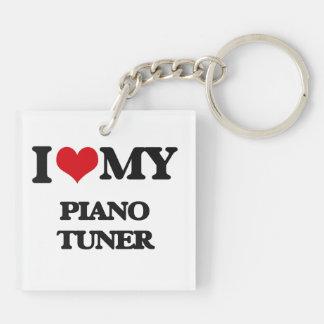 I love my Piano Tuner Acrylic Key Chains