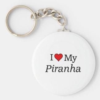 I love my Piranha Key Ring