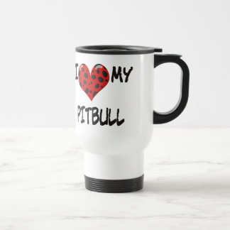 I love my Pitbull Stainless Steel Travel Mug