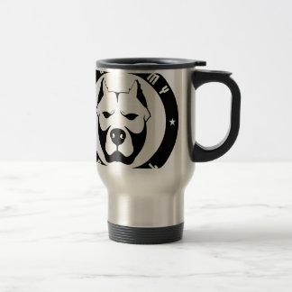 I LOVE MY PITBULL PIT BULL pet dog breed Mugs