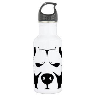 I LOVE MY PITBULL PIT BULL pet dog breed 532 Ml Water Bottle