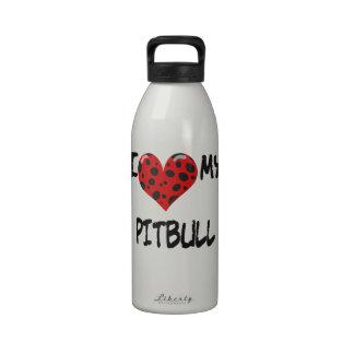 I love my Pitbull Water Bottle