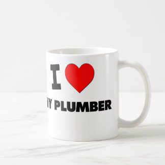 I love My Plumber Coffee Mug