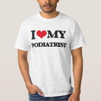 I love my Podiatrist T-Shirt