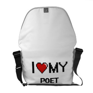 I love my Poet Courier Bags