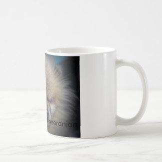 I love my pomeranian coffee mug