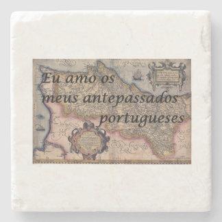 I Love My Portuguese Ancestors | Custom Coasters
