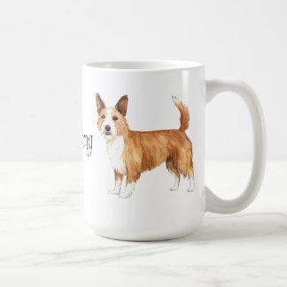 I Love my Portuguese Podengo Pequeno Coffee Mug