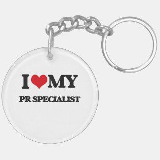 I love my Pr Specialist Acrylic Key Chain