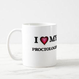 I love my Proctologist Coffee Mug