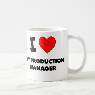 I love My Production Manager Coffee Mug