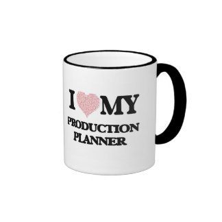 I love my Production Planner (Heart Made from Word Ringer Mug