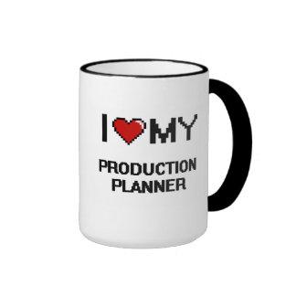 I love my Production Planner Ringer Mug