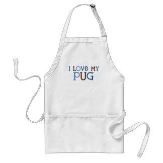 I love my Pug Standard Apron