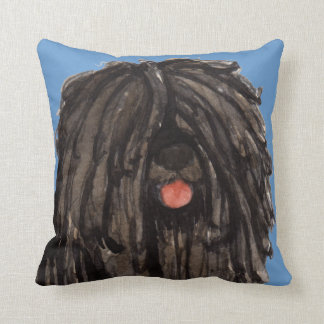 I Love my Puli Cushion