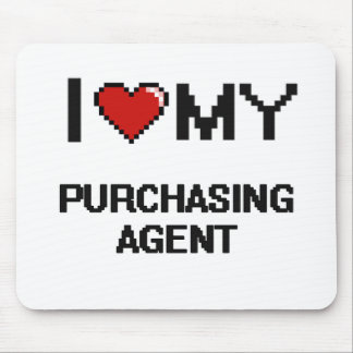 I love my Purchasing Agent Mouse Pad