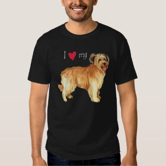 I Love my Pyrenean Shepherd Tshirt