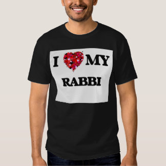 I love my Rabbi Tees