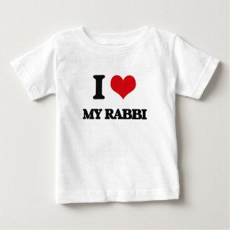 I Love My Rabbi T Shirt