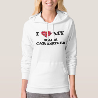 I love my Race Car Driver Pullover