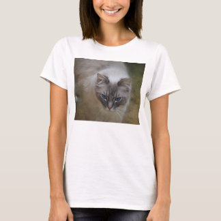 """I Love My Ragdoll"" Clothing T-Shirt"