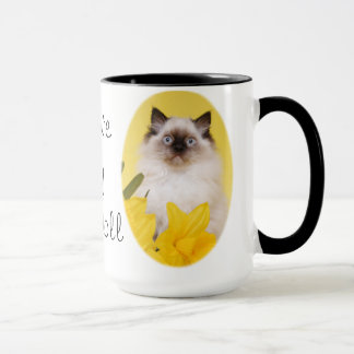 I love my ragdoll mug
