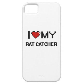 I love my Rat Catcher Barely There iPhone 5 Case