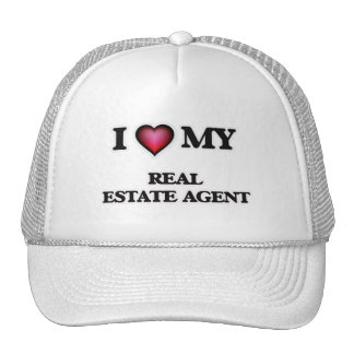 I love my Real Estate Agent Cap
