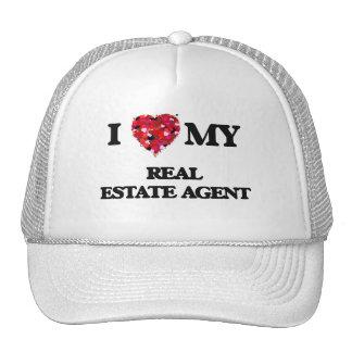 I love my Real Estate Agent Cap