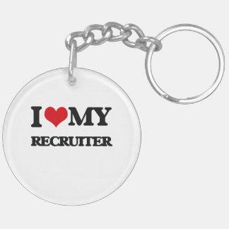 I love my Recruiter Keychain
