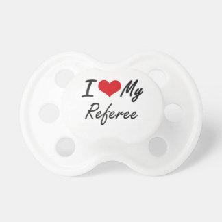 I love my Referee Dummy
