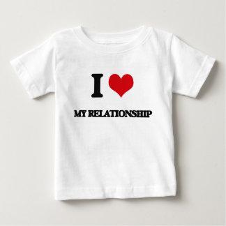 I Love My Relationship T-shirts