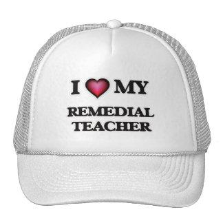 I love my Remedial Teacher Cap