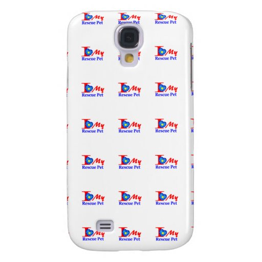 """I Love My Rescue Pet """"Heroes4Rescue"""" HTC Vivid Cover"""