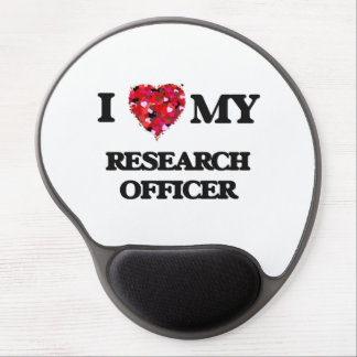 I love my Research Officer Gel Mouse Pad